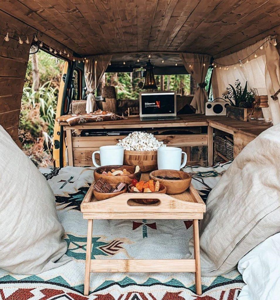 campervan tray table